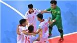 Video bàn thắng Futsal Việt Nam vs CH Séc