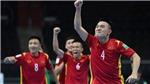 Video clip bàn thắng Futsal Việt Nam vs Nga