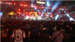 Hàng nghìn khán giả chia sẻ lòng thiện nguyện cùng nhạc rock