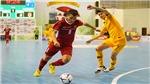Giải futsal ĐNA 2019: Việt Nam có chiến thắng lịch sử trước Australia