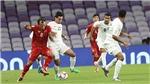 Việt Nam vs UAE: HLV Park Hang Seo trông vào đôi cánh Trọng Hoàng – Văn Hậu