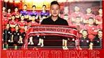 Tranh cãi với HLV Huỳnh Đức, học trò thầy Park gia nhập TP.HCM