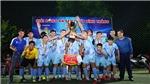 3A4H FC vô địch giải bóng đá sân 7 Bình Dương