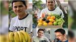 'Zico Thái' rao hàng giúp người dân trong dịch bệnh