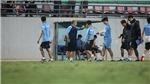 HLV Park Hang Seo chờ tin vui từ AFC