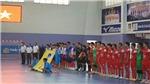 Khai mạc sân chơi lớn cho futsal phong trào TPHCM