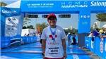 Ông Đoàn Ngọc Hải chinh phục giải Marathon HCMC 2021