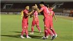 Merlo ghi 3 bàn, Sài Gòn FC thoát bét bảng