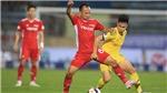 Trọng Hoàng không làm HLV Park Hang Seo thất vọng