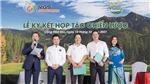 Siêu mẫu Bình Minh đưa golf Việt Nam sang châu Âu