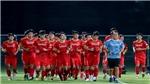 VIDEO: Cận cảnh buổi tập ngày 13/6 của đội tuyển Việt Nam