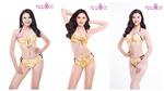 Hoa hậu Việt Nam 2018: Ngắm trọn bộ ảnh bikini nóng bỏng của thí sinh Chung khảo phía Bắc