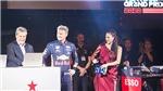 Khởi động F1 Việt Nam: Phương Mai run rẩy khi gặp tay đua huyền thoại David Coulthard