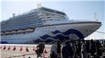 Dịch COVID-19: Nhóm hành khách thứ 3 rời tàu Diamond Princess,Đài Loan (Trung Quốc) đưa người về
