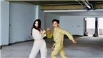 Khánh Thi 'làm mới'vũ đạo bài hit 'ON' của BTS bằng dance sport