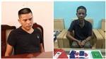 Bắc Ninh: Bắt quả tang hai đối tượng mua bán trái phép chất ma túy