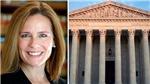 Tổng thống Trump chính thức đề cử bà Barrett làm Thẩm phán Tòa án Tối cao Mỹ