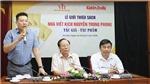 Nhà viết kịch Nguyễn Trung Phong cống hiến trọn đời vì nền văn học, nghệ thuật nước nhà