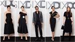Dàn sao Việt đình đám trên thảm đỏ Fashion Show của NTK Đỗ Mạnh Cường