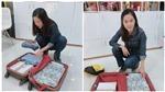 'Bà trùm Hoa hậu' Phạm Kim Dung mang vali tiền đến cứu trợ miền Trung