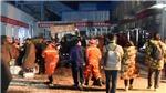 Hơn 20 người mắc kẹt dưới mỏ than ở Trung Quốc