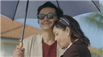 Nghệ sĩ Trung Anh - Chiều Xuân thoải mái đóng cảnh tình cảm trong 'Mặt nạ hạnh phúc'