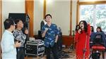 Con rể làm khách mời đặc biệt trong 'Con đường âm nhạc' của Diva Thanh Lam