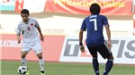 Gãy ngón chân, Hùng Dũng vẫn ở lại Indonesia cùng U23 Việt Nam