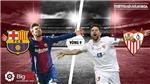 Soi kèo Barcelona vs Sevilla (01h45 ngày 21/10) - Vòng 9 La Liga