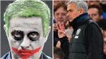 M.U: Gây ra sự hỗn loạn ở Old Trafford, Mourinho giờ chẳng khác gì Joker