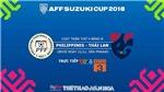 Soi kèo và dự đoán bóng đá Philippines vs Thái Lan (18h30, 21/11). Trực tiếp bóng đá VTV6, VTC3