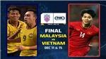Trực tiếp Việt Nam vs Malaysia. Soi kèo Việt Nam vs Malaysia. VTV6. VTC3. Trực tiếp bóng đá