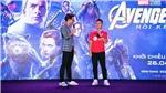 """Quang Hải tiến vào thế giới siêu anh hùng """"Avengers: Endgame"""""""