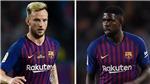 CHUYỂN NHƯỢNG MU 27/5: Tràn đầy hy vọng mua Rakitic và Coutinho. Tranh giành Cancelo với Man City