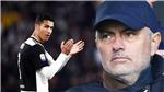 Jose Mourinho đi cắt tóc, cạo râu, nói về việc được Ronado mời về Juventus