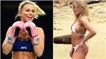 Mỹ nữ UFC khoe thân hình đẹp hút hồn trên tạp chí áo tắm
