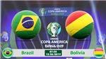Xem trực tiếp bóng đá Argentina vs Colombia (05h ngày 16/6). Lịch thi đấu Copa America 2019
