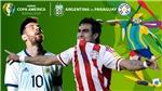 Soi kèo bóng đá Argentina đấu với Paraguay (7h30 ngày 20/6). Trực tiếp Copa America 2019