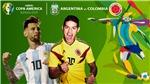 Soi kèo bóng đá Argentina vs Colombia. Trực tiếp Copa America 2019