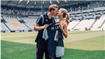 Juve: De Ligt 'khóa môi' bạn gái trong ngày ra mắt Juventus
