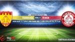 Trực tiếp bóng đá: Thanh Hóa vs TPHCM (18h00, 21/07)