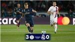 Bóng đá hôm nay 19/9: Real thua trắng trước PSG. Mở bán vé trận Việt Nam vs Malaysia trên Vin ID