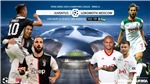Soi kèo bóng đá: Juventus đấu với Lokomotiv (2h00 ngày 23/10). Trực tiếp K+, K+PM, K+PC
