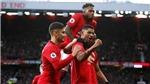 BÓNG ĐÁ HÔM NAY 11/11: MU và Liverpool cùng thắng lớn. Juve hạ Milan. Man City xuống thứ 4