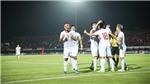 KẾT QUẢ BÓNG ĐÁ Việt Nam 1-0 UAE: Đánh bại UAE, Việt Nam vươn lên đứng đầu bảng