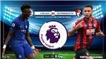Soi kèo Chelsea vs Bournemouth. Soi kèo ngoại hạng Anh. Trực tiếp bóng đá K+, K+PM