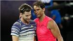 Tennis: Dominic Thiem loại Rafael Nadal ở Tứ kết Úc mở rộng 2020