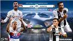 Soi kèo Lyon vs Juventus (3h00 ngày 27/2). Lượt đi vòng 16 Cúp C1. Trực tiếp K+NS