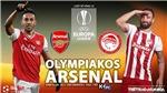 Soi kèo nhà cái Arsenal vs Olympiacos.  Trực tiếp K+, K+PC. Trực tiếp Cúp C2