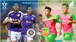 Soi kèo nhà cái Hà Nội vs Đồng Tháp. BĐTV, BĐTV HD trực tiếp bóng đá Việt Nam hôm nay